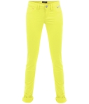 LOOK 4: Colored Slim cut pants