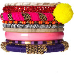 Asos - Eclectic Mixed Friendship Bracelet Pack