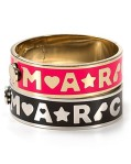 MARC BY MARC JACOBS - Marc Icon Hinge Bracelet