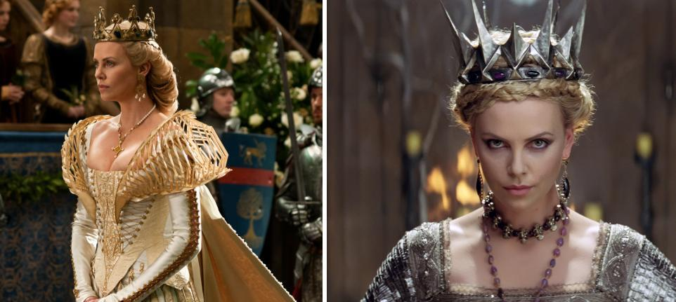 Snow White And The Huntsman Costume Designs Of The Evil Queen Fashion Tarts Blog