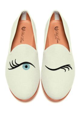 del-toro-fall-2013-prince-albert-bone-canvas-slipper-loafers-with-winking-eye-embroidery