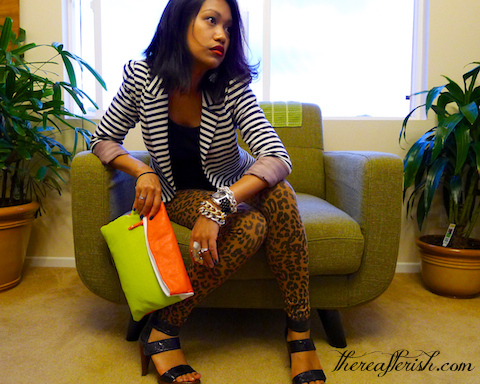 thereafterish_ootd-striped-blazer-leopard-pants-hawaii-street-style_110612__2